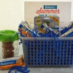 Summer Shape Up Challenge with Balance Bar