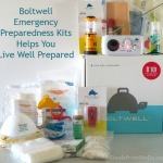 Boltwell Emergency Preparedness to Live Well Prepared