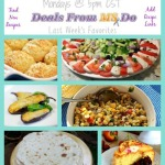 #PinterestFoodie – Weekly Recipe Linky for 8/11/14