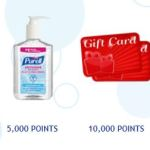 Purell Loyalty Program = FREE Gift Cards