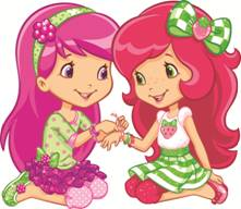 Celebrate National Friendship Day with Strawberry Shortcake