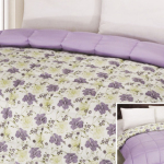 66% Off: Plush, Reversible Comforter (6 Designs!) + Free Shipping