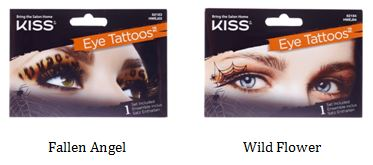 KISS Eye Tattoos