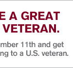 Great Clips Haircuts for Veterans