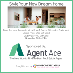 $250 Crate & Barrel Gift Card Giveaway by Agent Ace