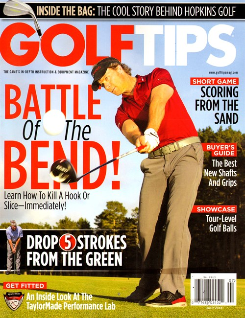 This magazine is edited to provide instruction and tips to golfers of all levels. Its articles are written by teaching professionals who offer insight into the sport. Each issue features equipment guides, selection guides, instruction of new and old techniques and information on challenging courses.