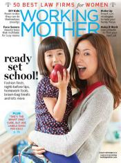 Working Mother is the essential tool for mothers who have made the decision to raise families while continuing to pursue their careers. This informative magazine shares tips and tricks to help its readers with the daily juggling act that working mothers experience.