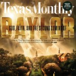 Texas Monthly – $12