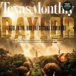 Texas Monthly – $12