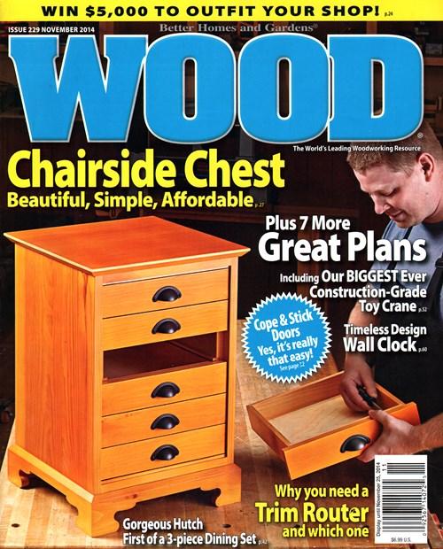 Wood Magazine 59 Off Cover Price Dealsfrommsdo Com