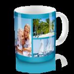 Personalized Collage Mug