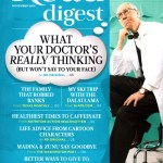 Reader's Digest Magazine Only $1.25 an Issue
