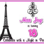 Paris and Eiffel Tower Birthday Gift Guide
