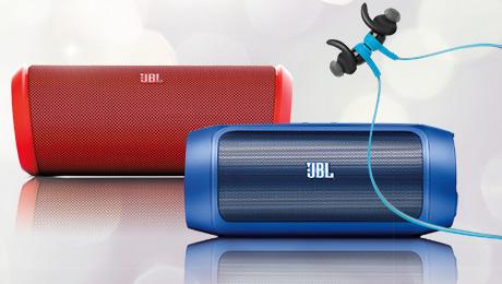 JBL Reflect Earbud headphones