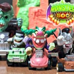 Monster 500 Graveyard Gauntlet & Toxic Terror Trap