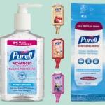 Purell Advanced Hand Sanitizer