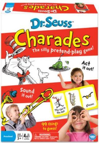 Dr. Seuss Charades