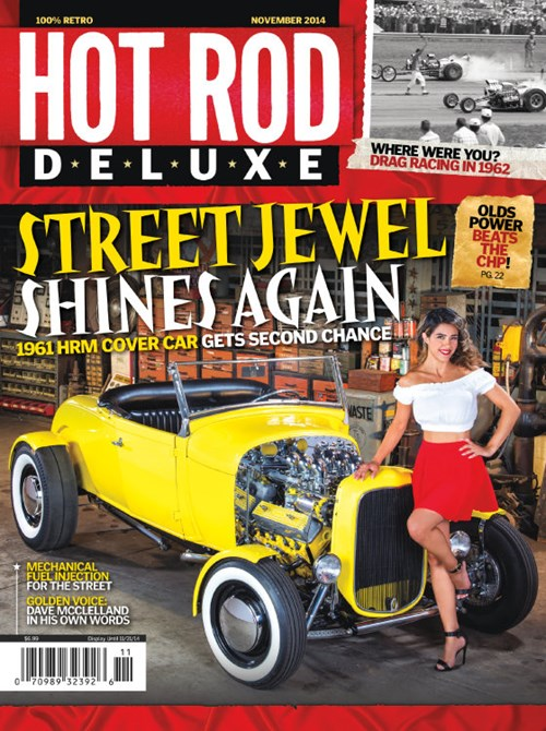 Hot Rod Magazine is the ultimate source of information for hot rod enthusiasts. This magazine subscription is dedicated to classic cars, street rods, vintage muscle cars, and other high-performance cars. Each issue has full-color photo profiles of featured hot rods, articles on project cars, how-to guides for tuning and customizing your ride, event coverage, racing results, show schedules, and more.