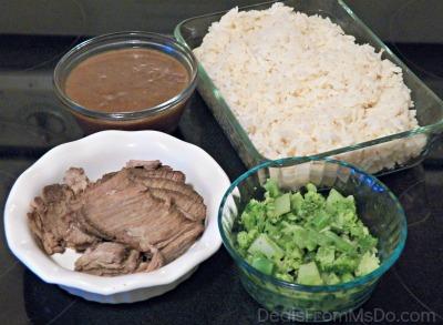 Beef & Broccoli Marie Callender's