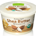 Skin Ritual Unrefined Organic Shea Butter
