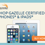 Lost or Broken Smartphone? Shop Gazelle First