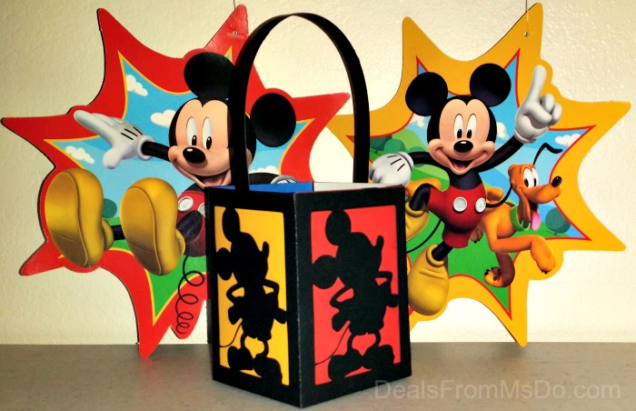 Mickey Mouse Paper Lanterns