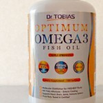 Dr. Tobias Optimum Omega 3 Fish Oil Dietary Supplement
