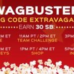 Swagbusters Swagbucks Codes Extravaganza