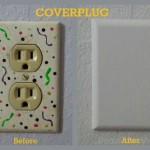 Coverplug Updates and Hides Wall Outlets