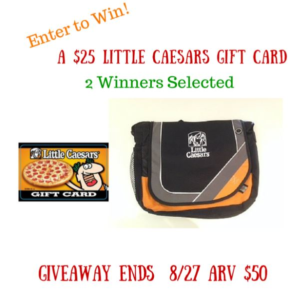 Little Ceasars Giveaway