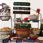 New York Bagel & Pita Chips for Entertaining