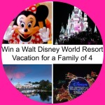 Disney World Resort Vacation Giveaway